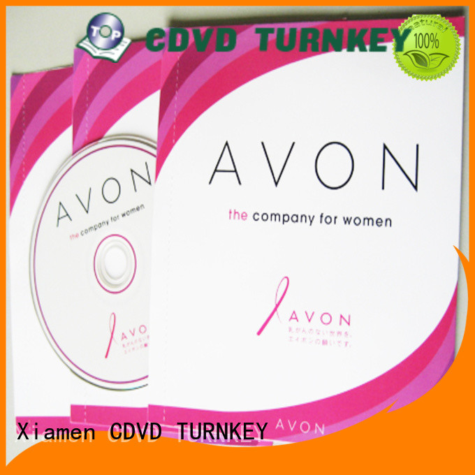 TURNKEY market dvd cardboard sleeve directly sale for factory buildings