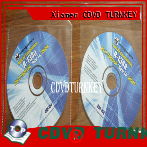 hot-sale cd sleeves on with good price for plant