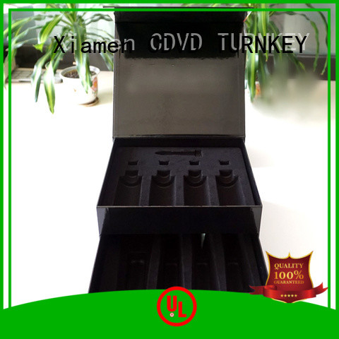 TURNKEY elegant cosmetic box packaging suppliers size Dining room furniture