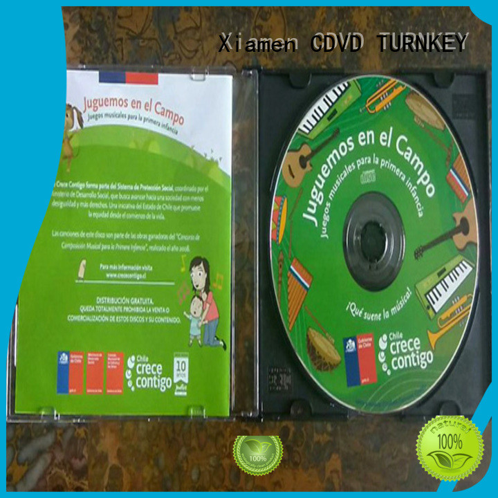 TURNKEY replication cd slipcase box factory for tower