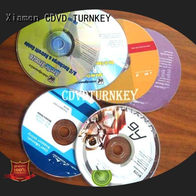 TURNKEY free standing cd duplication promotion dining room