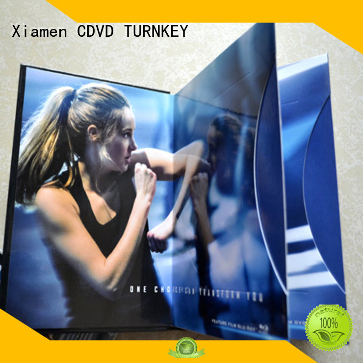 TURNKEY cd box series cafeteria