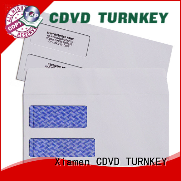 TURNKEY board craft paper envelopes directly sale for hotel