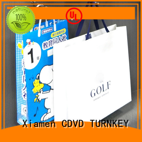 TURNKEY paper bag manufacturers company for daily life
