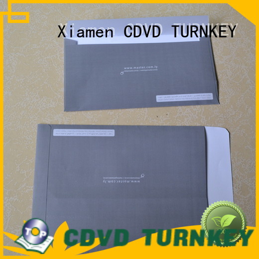 TURNKEY pet envelope with windows directly sale for hotel