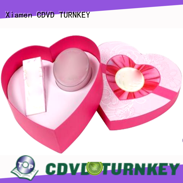 TURNKEY cute gift boxes factory for street