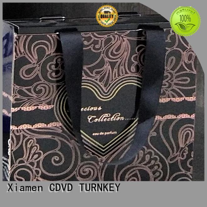 TURNKEY simple paper bag supplier manufacturer for work