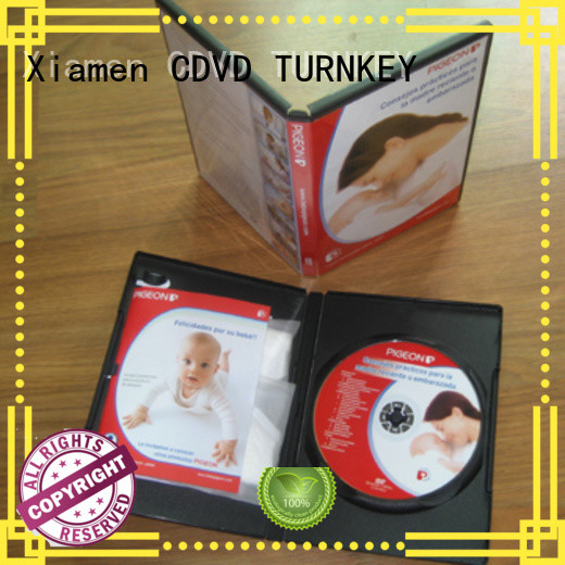 TURNKEY mini cd jewel case packaging supplier for industrial buildings