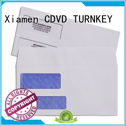 TURNKEY widely used craft paper envelopes advanced technology for kitchen