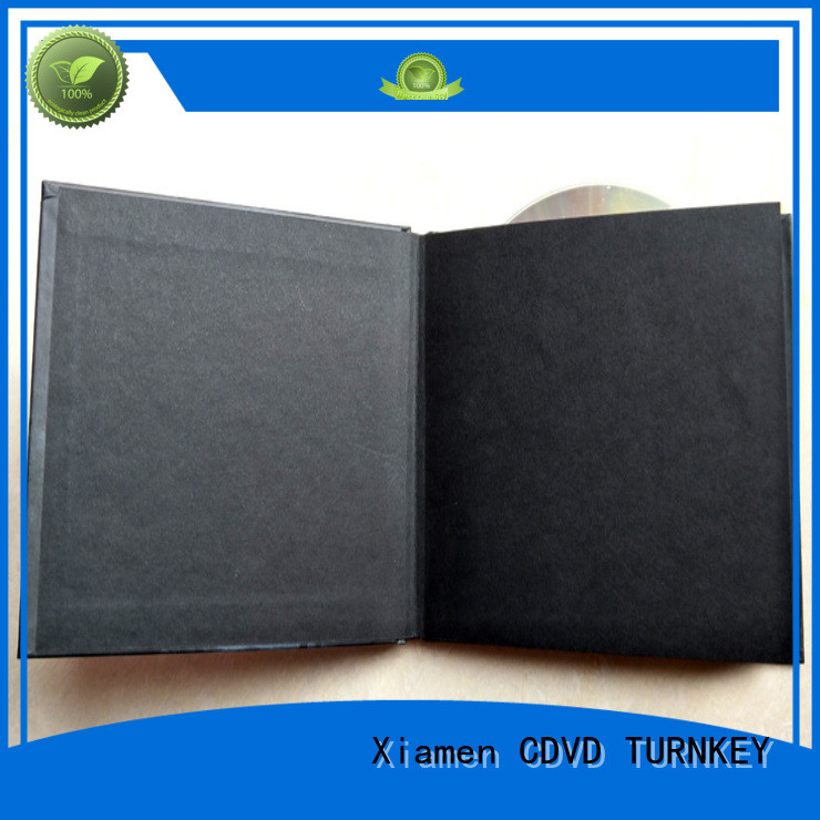 TURNKEY digibook dvd book directly sale dining room
