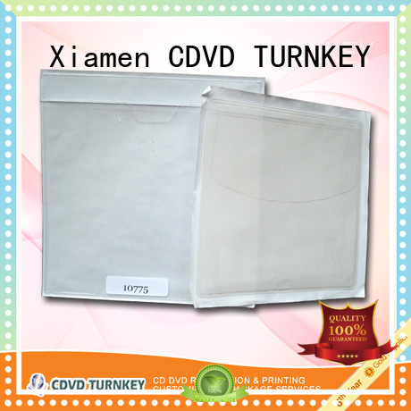 TURNKEY new-arrival dvd sleeves online for construction site