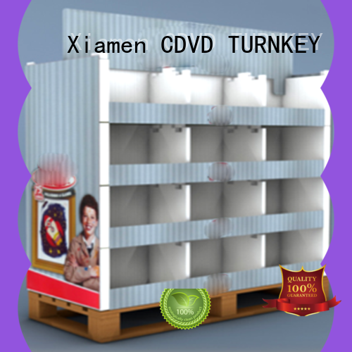 TURNKEY hand corrugated printing box factory for sea port