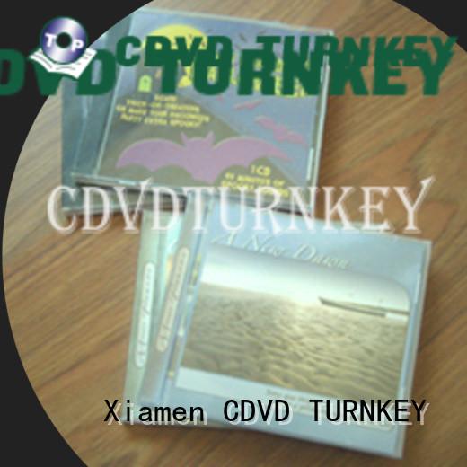 Best cd slipcase box cd factory for tower
