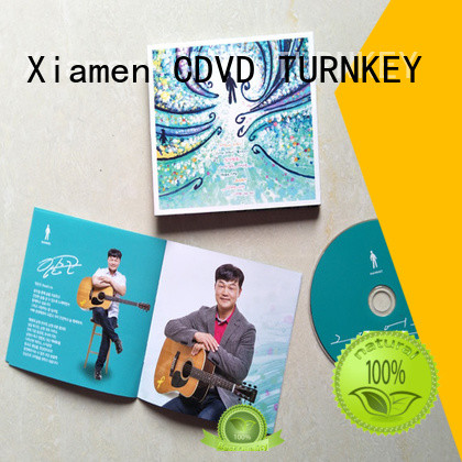 TURNKEY two digipack dvd transfer services for shopping mall