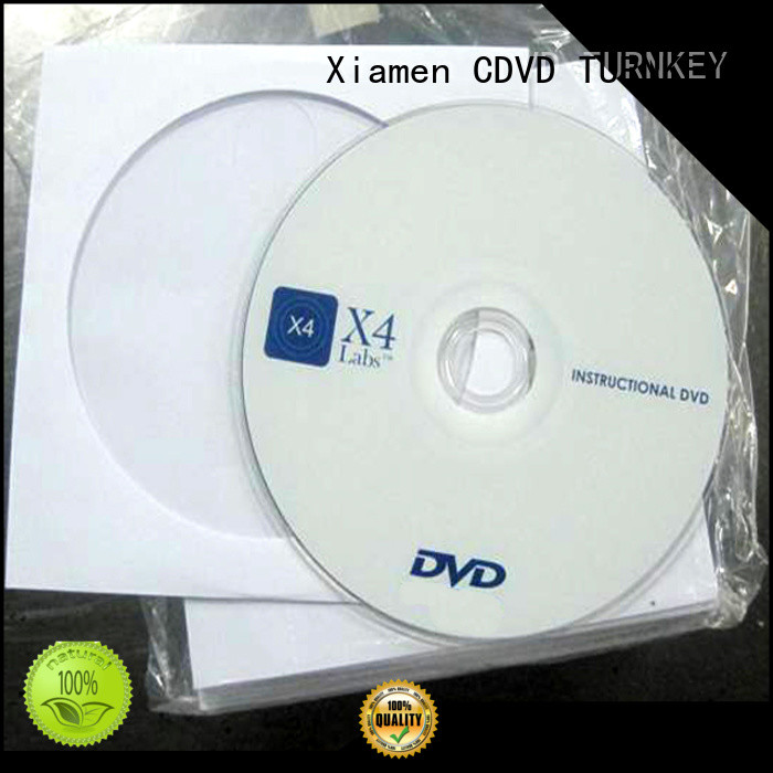 high-quality dvd sleeves stick factory sale for plaster