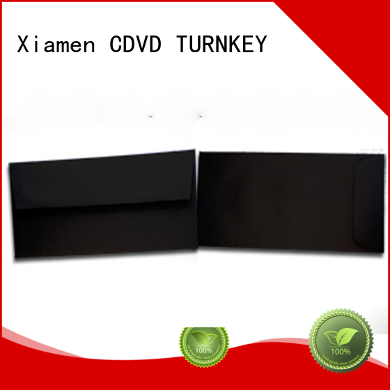TURNKEY without printed envelope directly sale for hotel