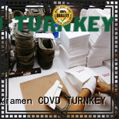 TURNKEY white paper bags for business for daily life
