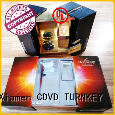 TURNKEY art wine boxes directly sale for work