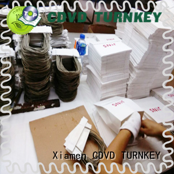 TURNKEY popular paper bag supplier environmental protection for work