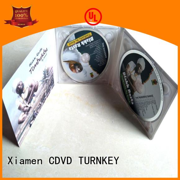 TURNKEY new-arrival dvd digipak transfer services for restaurant