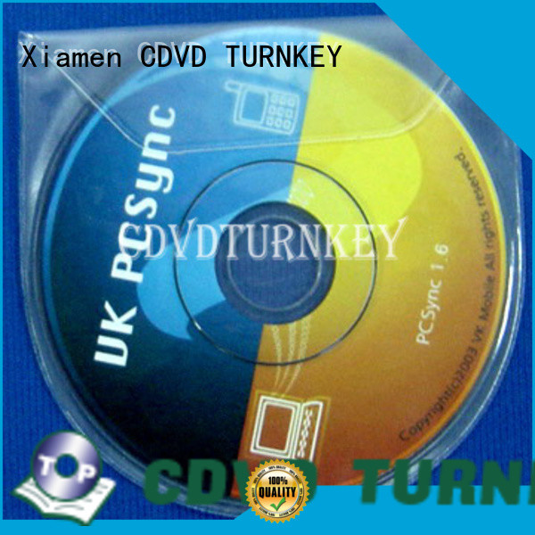 TURNKEY hot-sale cd sleeves directly sale for mortar