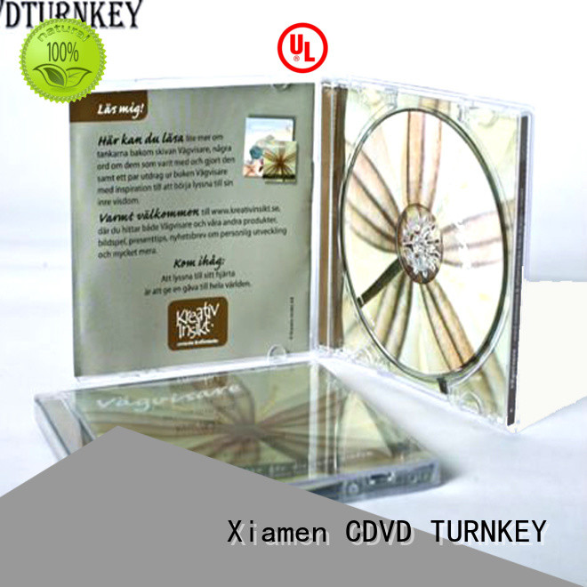TURNKEY popular cd slipcase box directly sale for industrial buildings