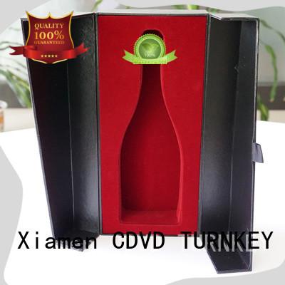 elegant wine box cardboard 157gsm manufacturer for school
