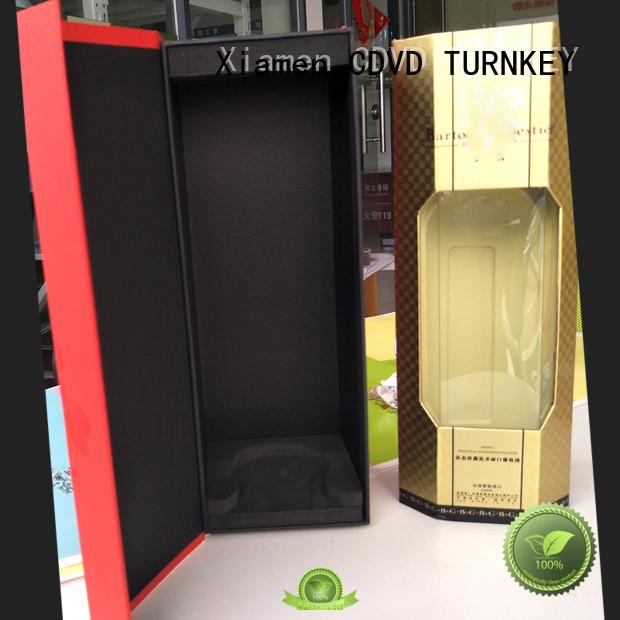 Custom wine boxes cardboard manufacturers for school