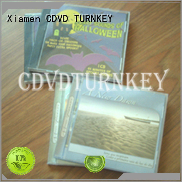 TURNKEY competetive price cd box supplier for industrial buildings