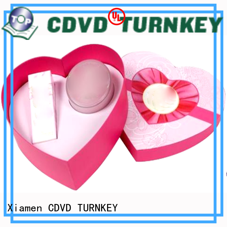 TURNKEY elegant cosmetic box packaging suppliers size Dining room