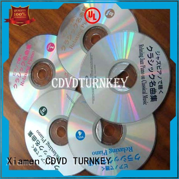 TURNKEY good quality cd replication directly price restaurant