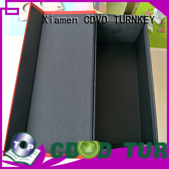TURNKEY pattern wine box cardboard environmental protection for work