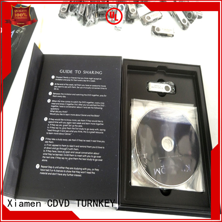 hot-sale usb box book services for hotels
