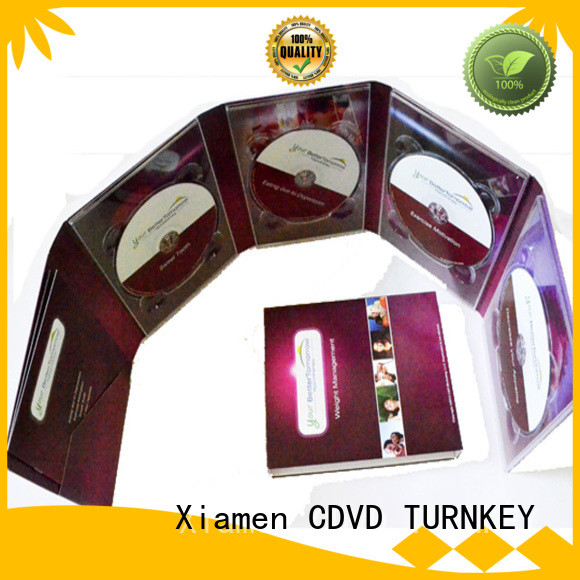 TURNKEY new-arrival digipack dvd directly sale for shopping mall