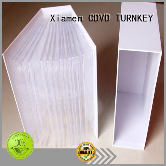TURNKEY High-quality dvd digipak factory for computer