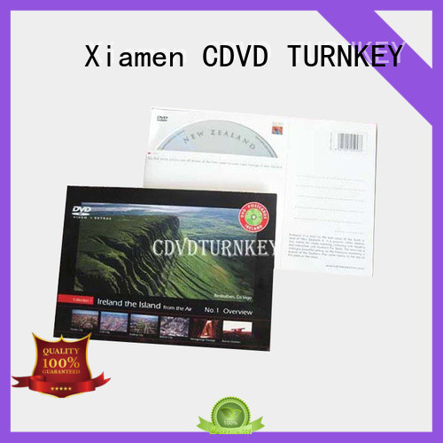 high-quality cd cardboard packaging dvd advanced technology for industrial buildings