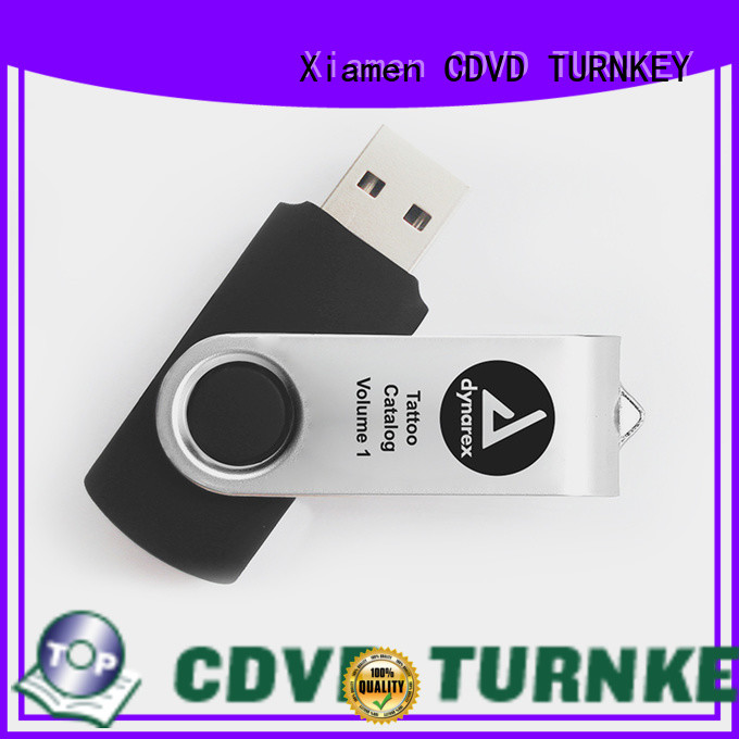 TURNKEY easy-to-install usb flash drive 64gb services