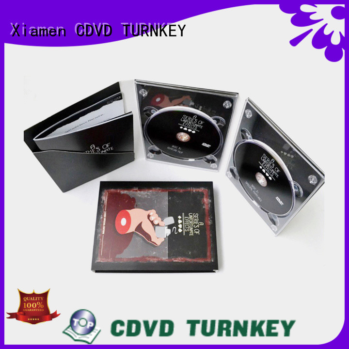 different size dvd digipak trays without transfer services for shopping mall