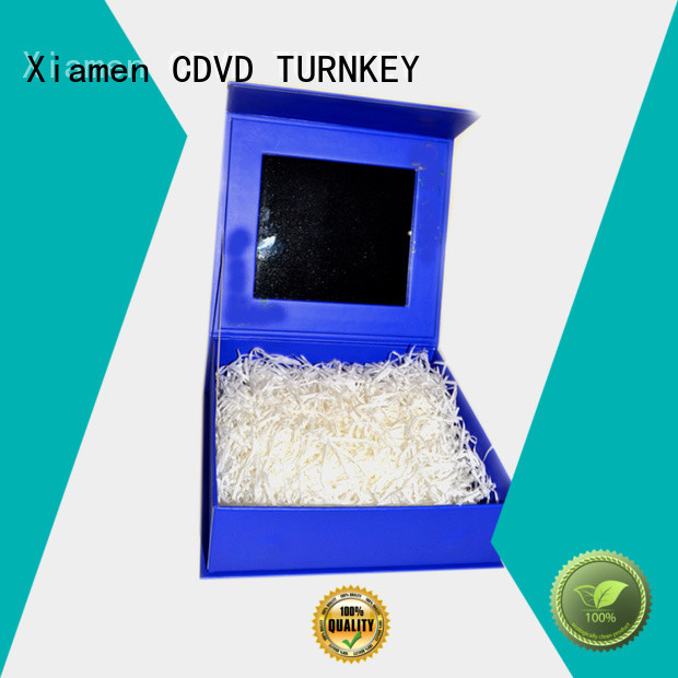 TURNKEY Top decorative gift boxes company for hotels