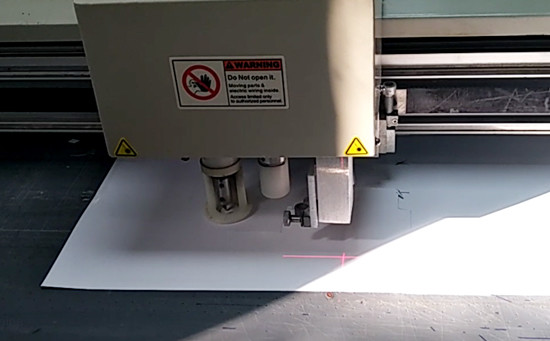 Sample machine