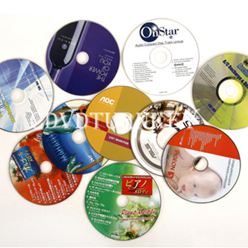 cd dvd pressing services