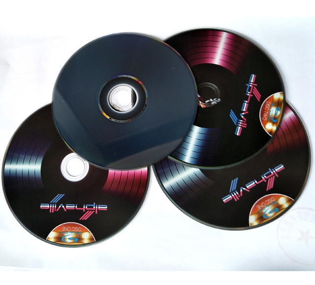 bulk blu-ray disc replication services