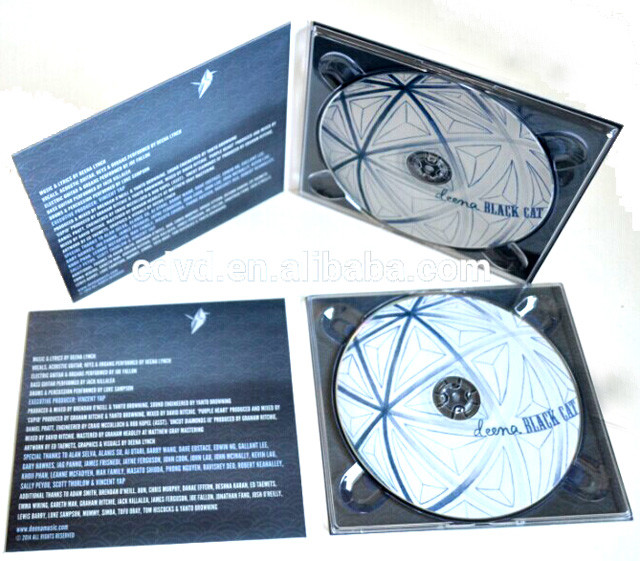 4 panel cd digipak