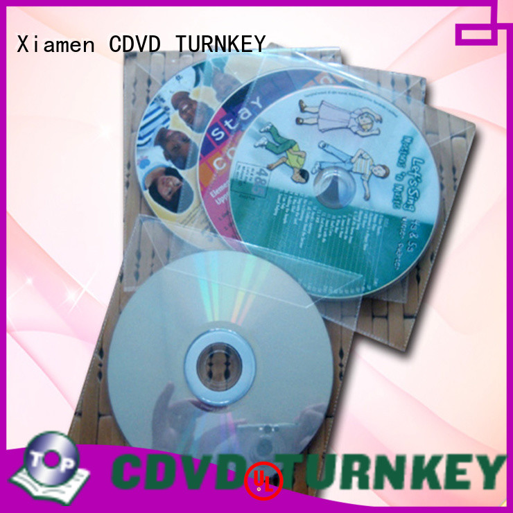 high-quality cd plastic sleeve color with good price for plant