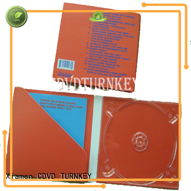 TURNKEY new-arrival digipck package transfer services cd for computer