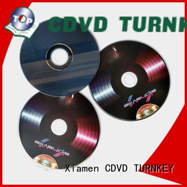 TURNKEY free standing dvd duplication services screen Restaurant