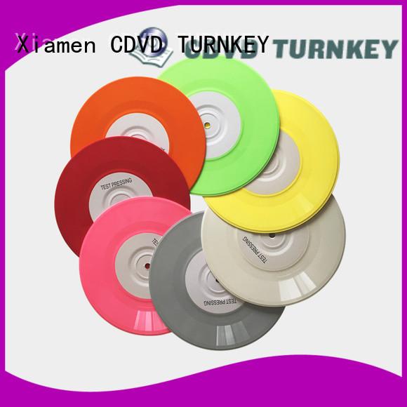 TURNKEY vinyl vinyl record pressing directly sale for wedding ceremony