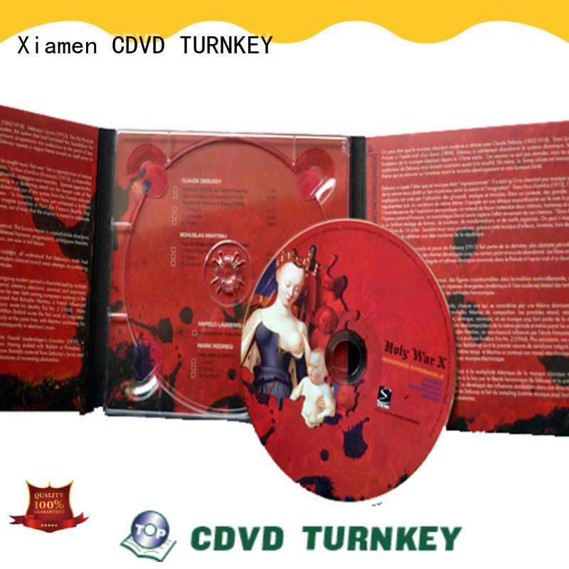 pratical dvd digipak trays design transfer services for shopping mall