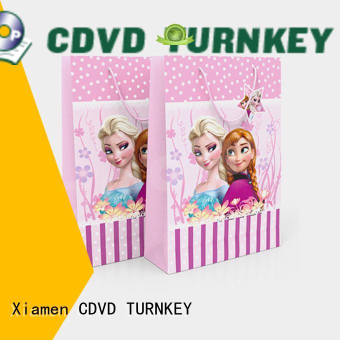 TURNKEY plastic 3d lenticular printing box for business for restaurant