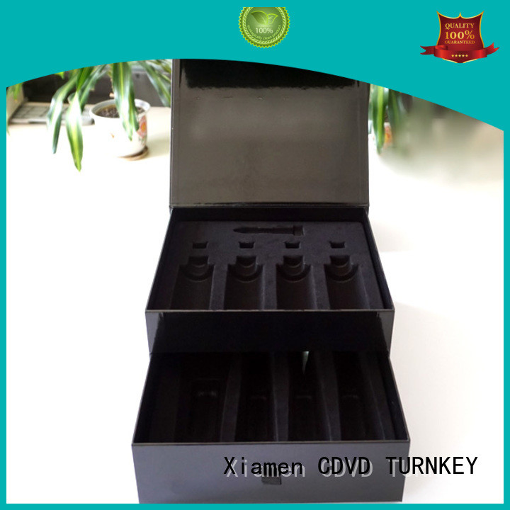 TURNKEY drawer box promotion for project